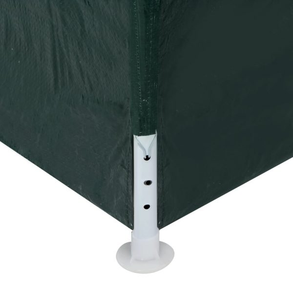 Party Tent 3×9 m Green 6
