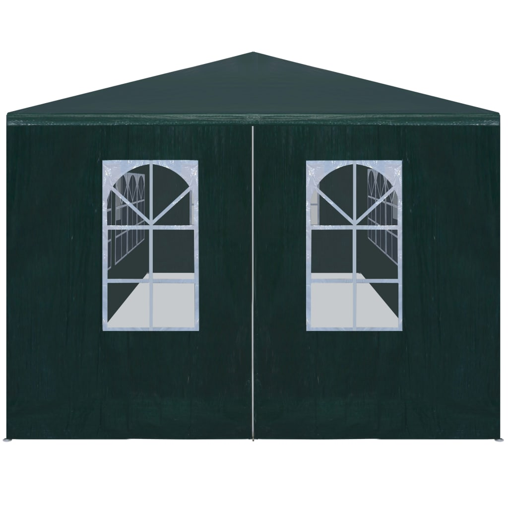 Party Tent 3×12 m Green 2