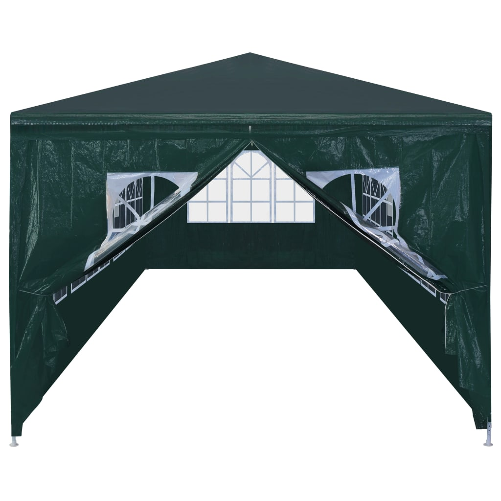 Party Tent 3×12 m Green 3