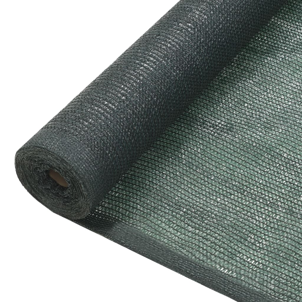Privacy Net HDPE 1×10 m Green 1