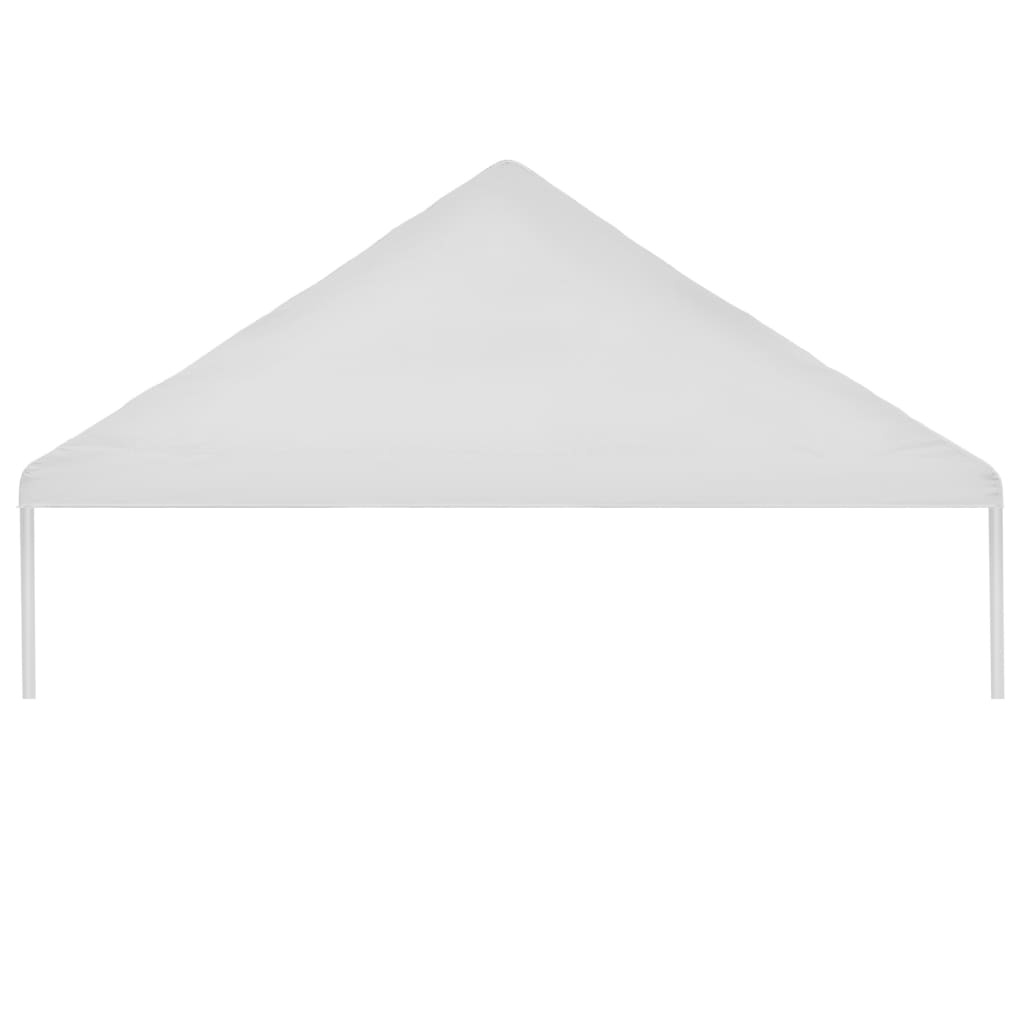 Party Tent Roof 5 x 10 m White 3