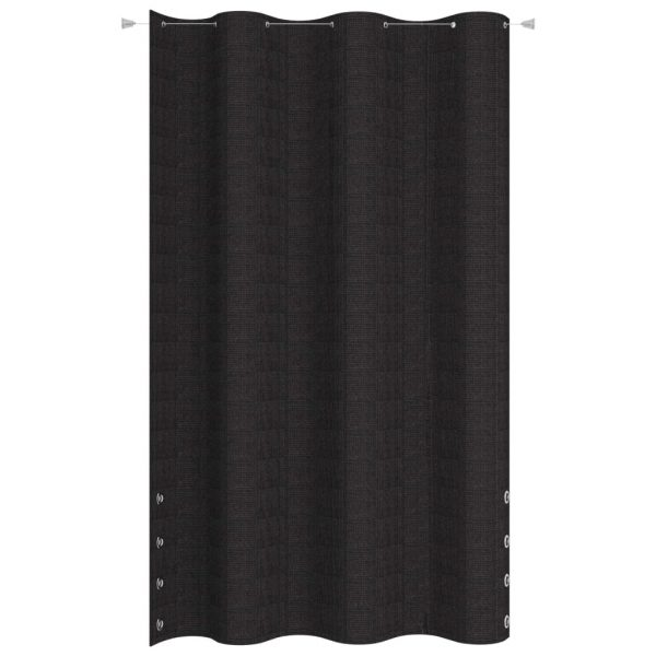 Hanging Balcony Screen Anthracite HDPE 140×230 cm 2