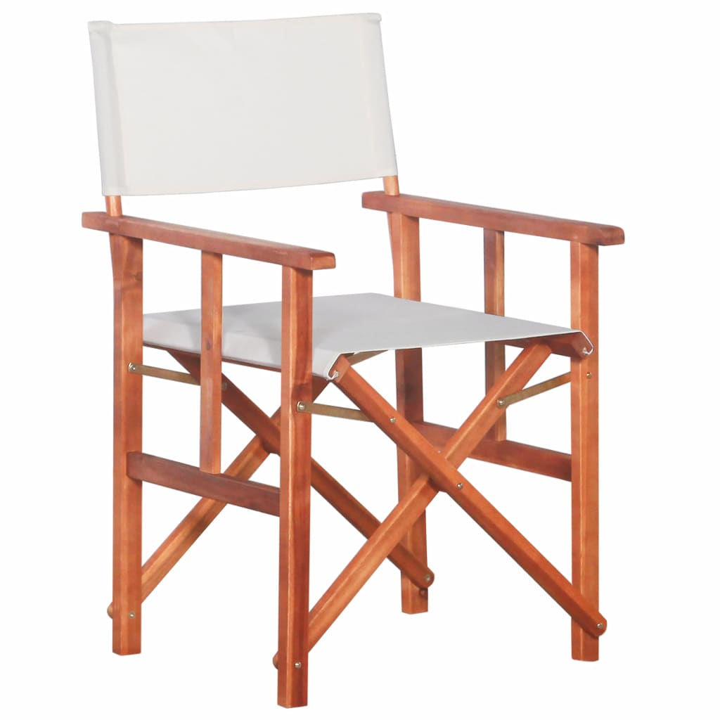 Director's Chair Solid Acacia Wood 1