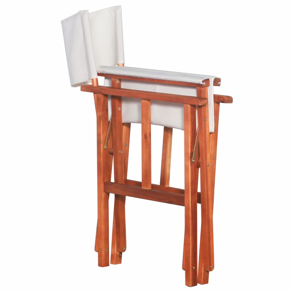 Director's Chair Solid Acacia Wood 5