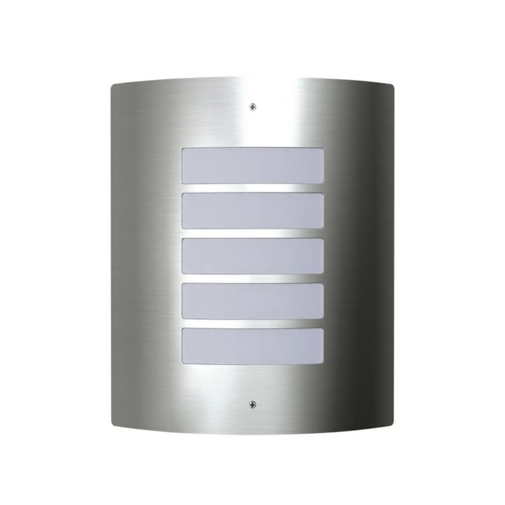 RVS Walllamp for Indoor and Outdoors Waterproof 2