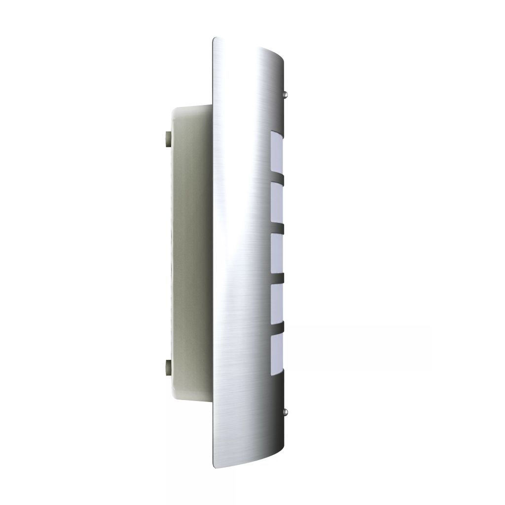 RVS Walllamp for Indoor and Outdoors Waterproof 4