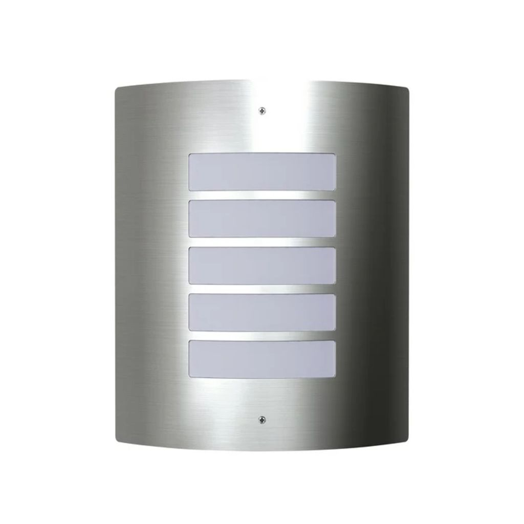 RVS Walllamp for Indoor and Outdoors Waterproof