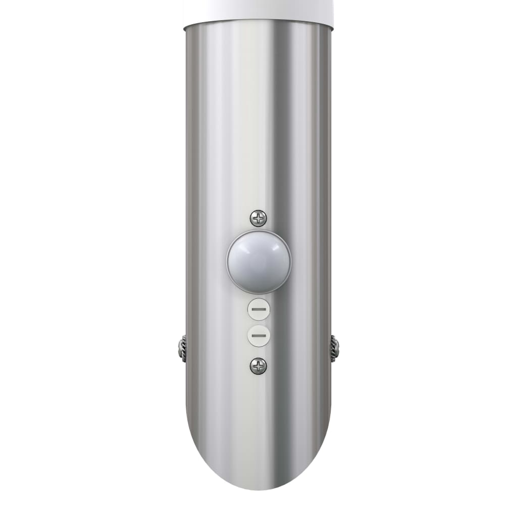 RVS Gardenlamp Wall Lamp Waterproof with Motion Detector 6