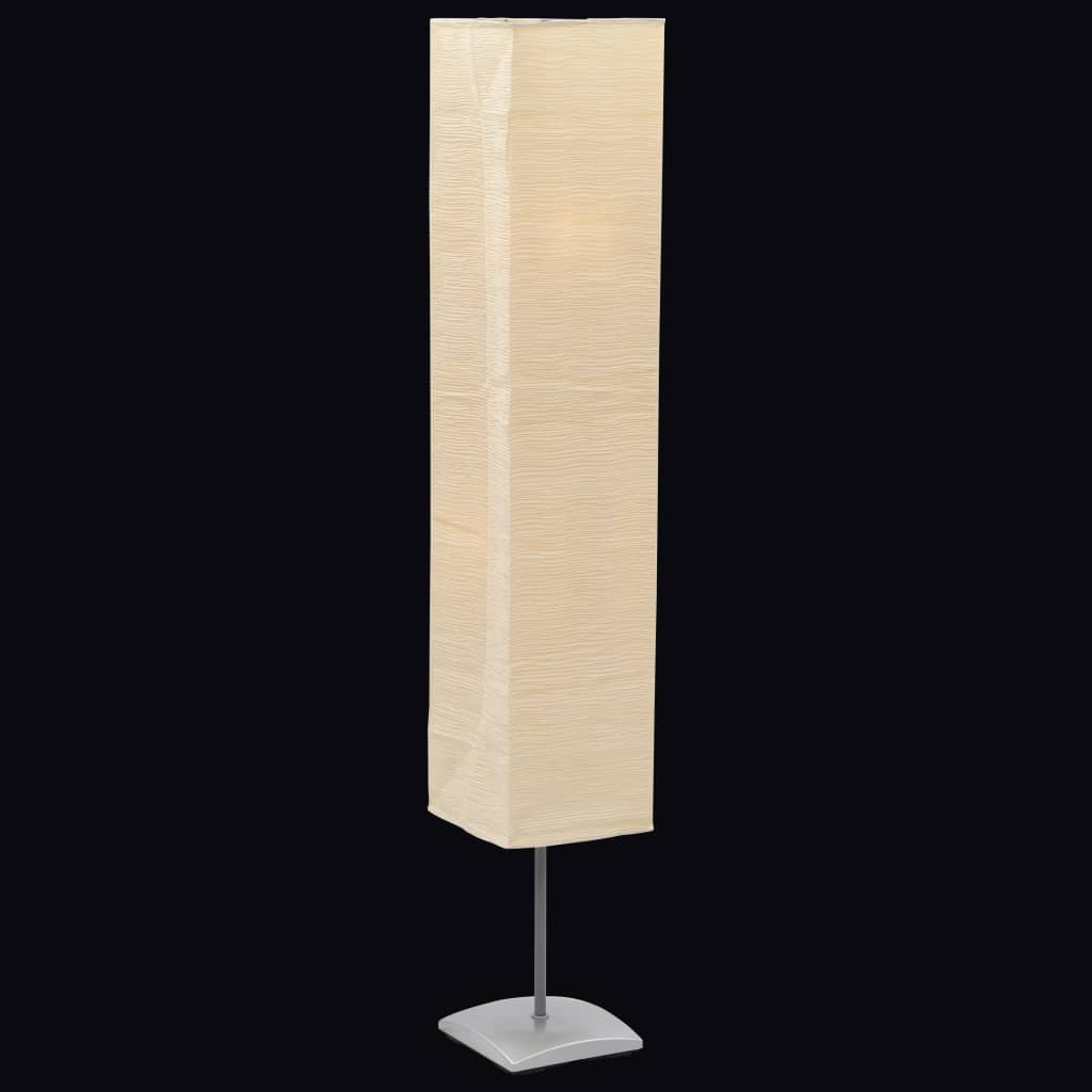 Floor Lamp with Steel Stand 135 cm