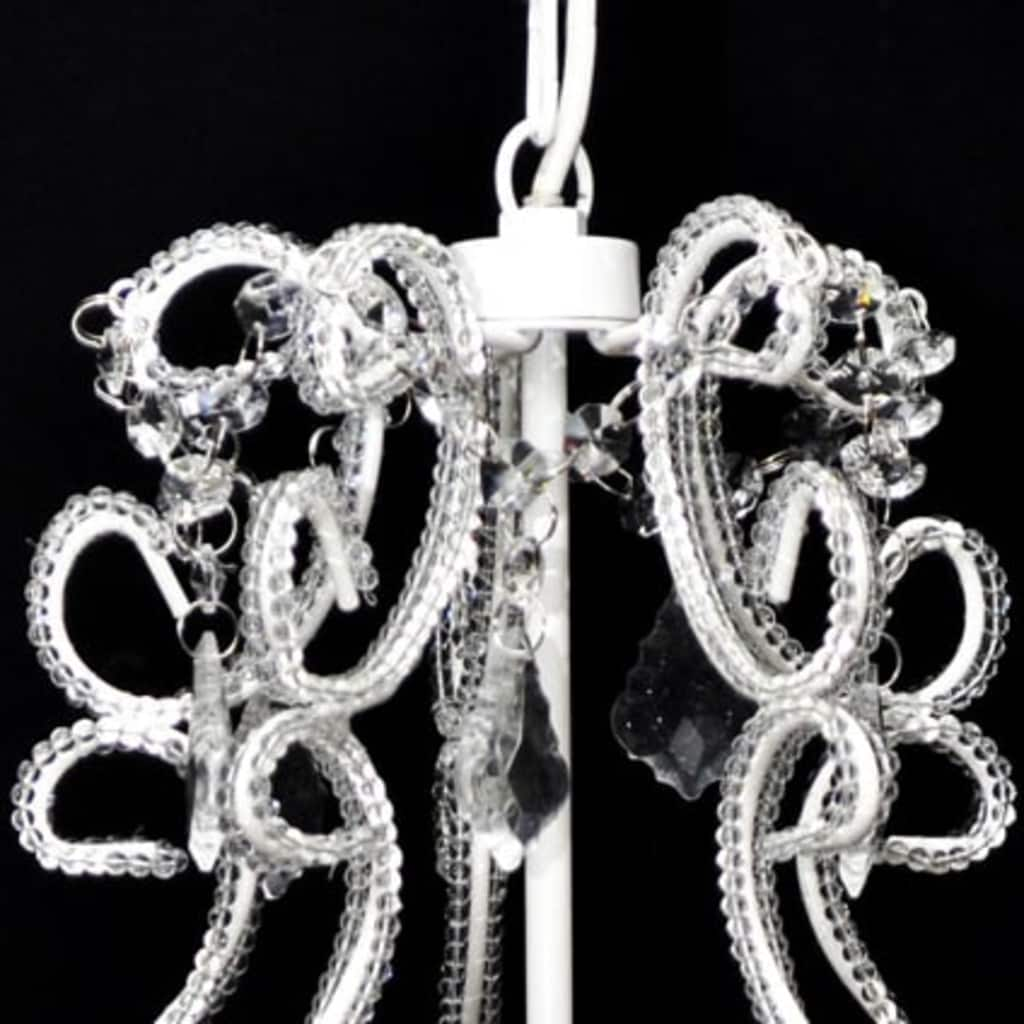 Chandelier with 2800 Crystals E14 4