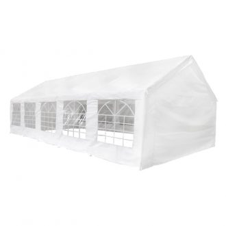 Party Tent 10 x 5 m White 1
