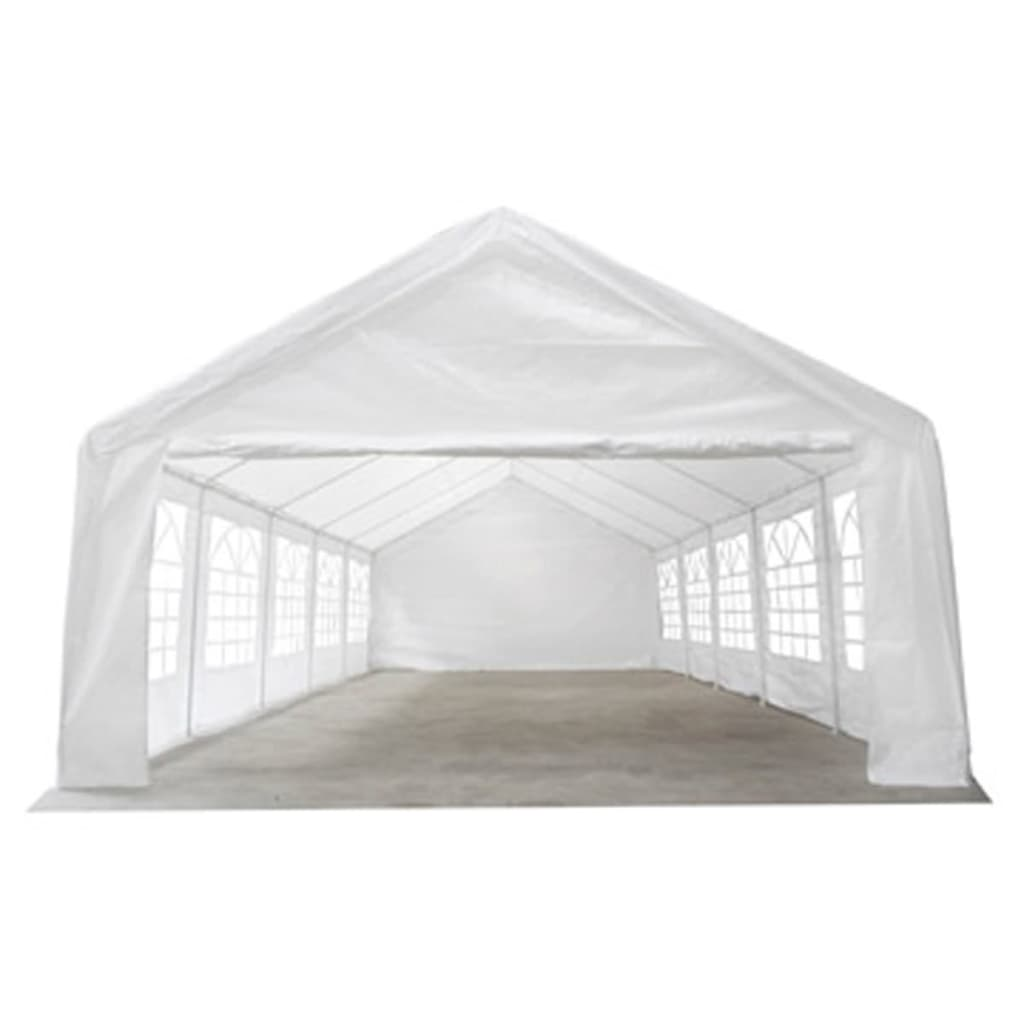 Party Tent 10 x 5 m White 4