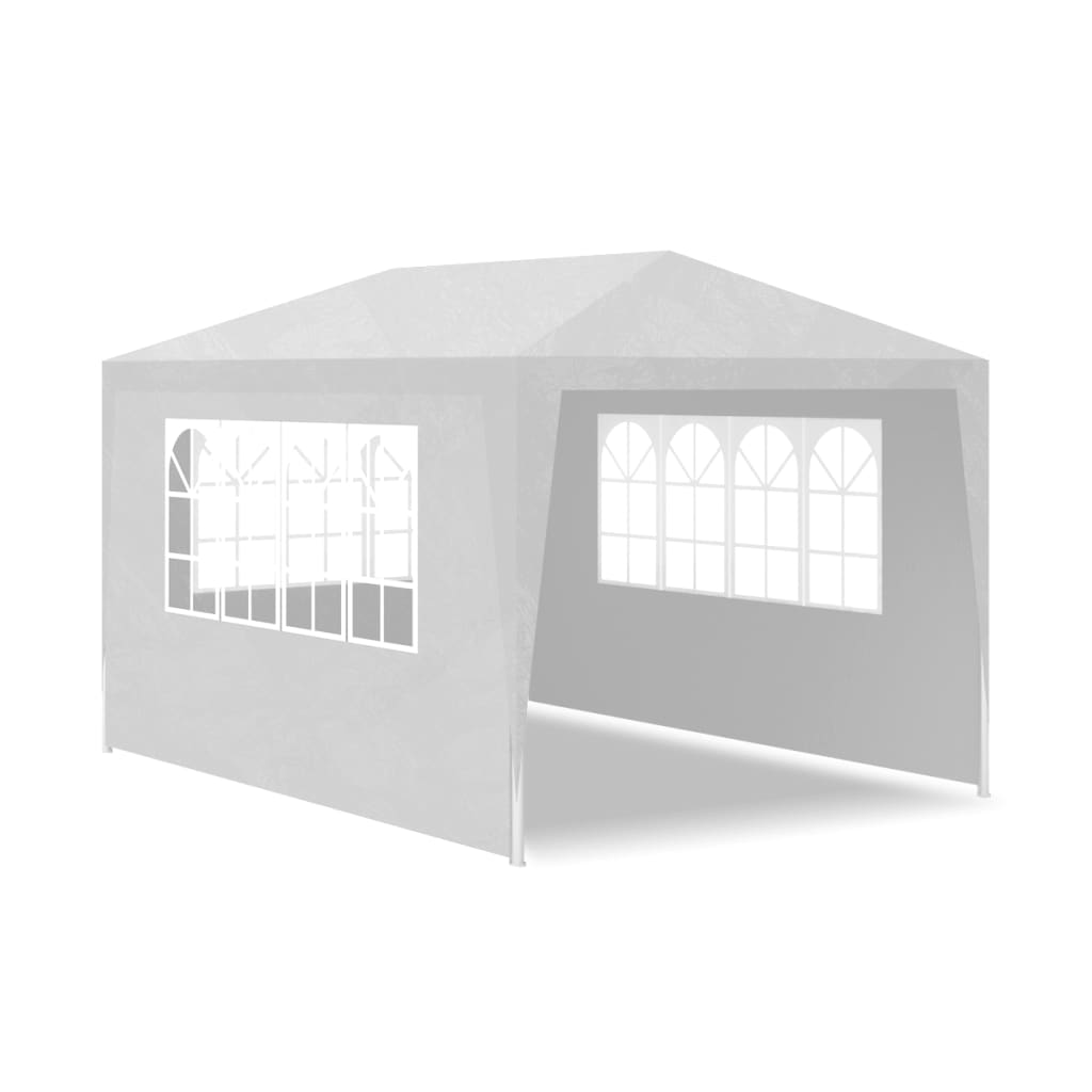 Party Tent 3×4 m white 4