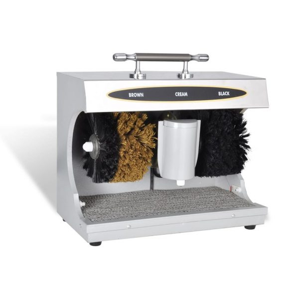 Shoe Shine Machine Fully Automatic 1