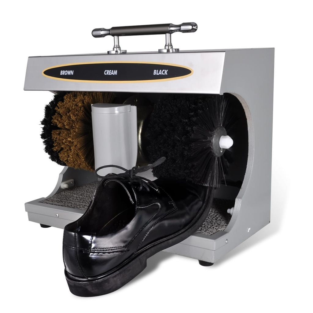 Shoe Shine Machine Fully Automatic 2
