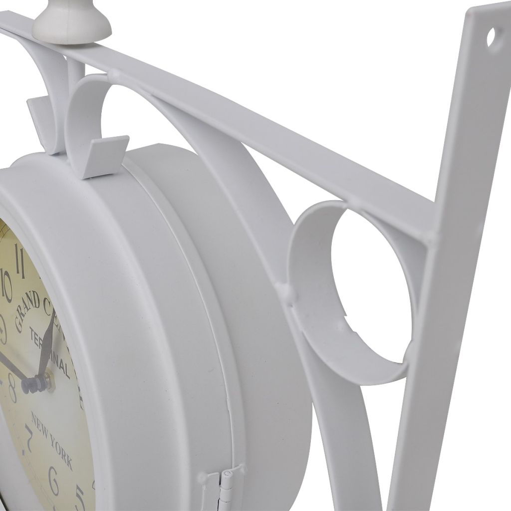 Wall Clock Two-Sided Classic Design 2
