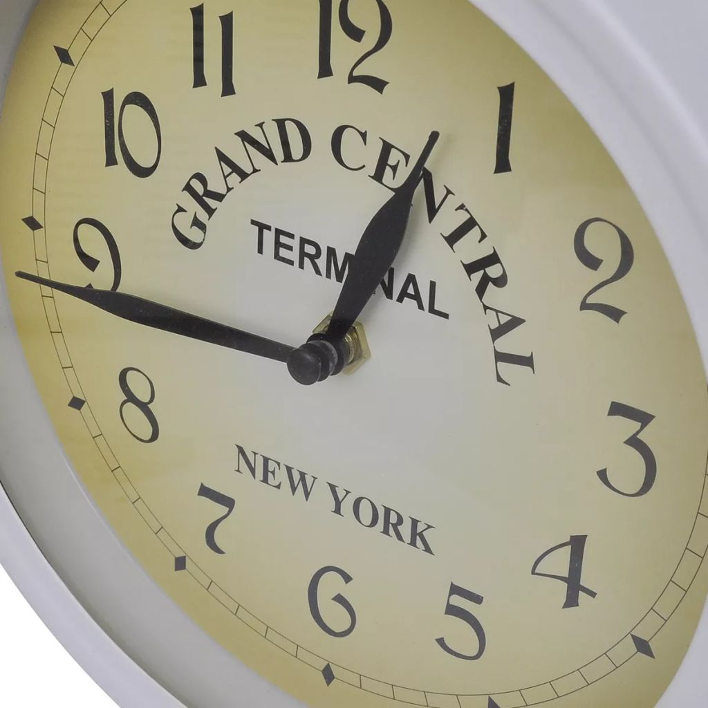 Wall Clock Two-Sided Classic Design 3