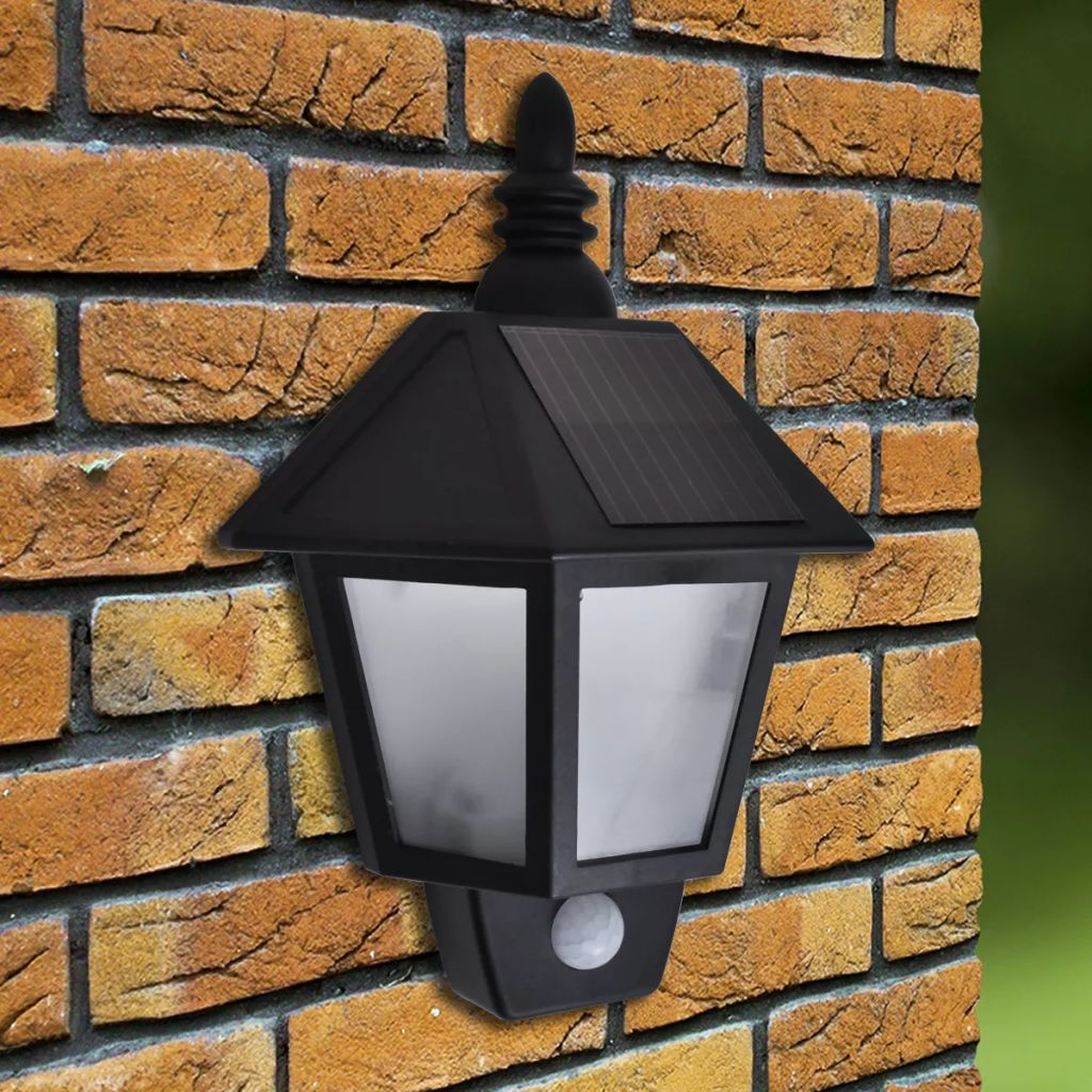 Solar Wall Lamp with Motion Sensor 2
