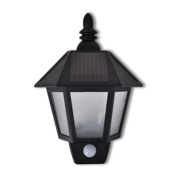 Solar Wall Lamp with Motion Sensor 3