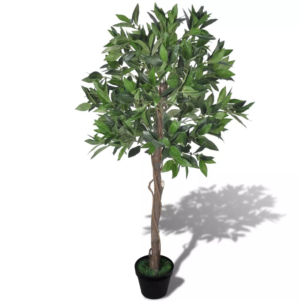 Artificial Bay Tree with Pot 120 cm 1
