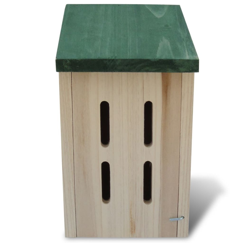 Butterfly House 14x15x22 cm Set of 4 3