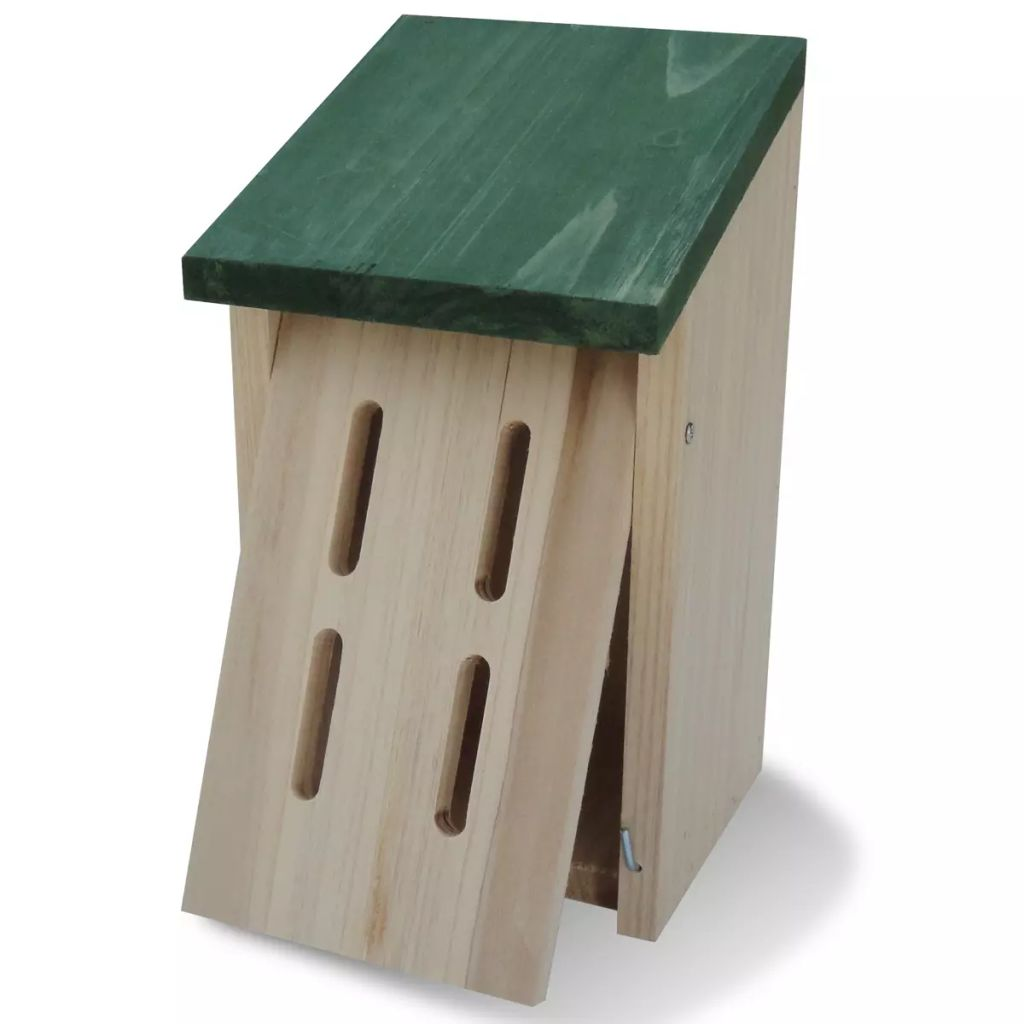 Butterfly House 14x15x22 cm Set of 4 4