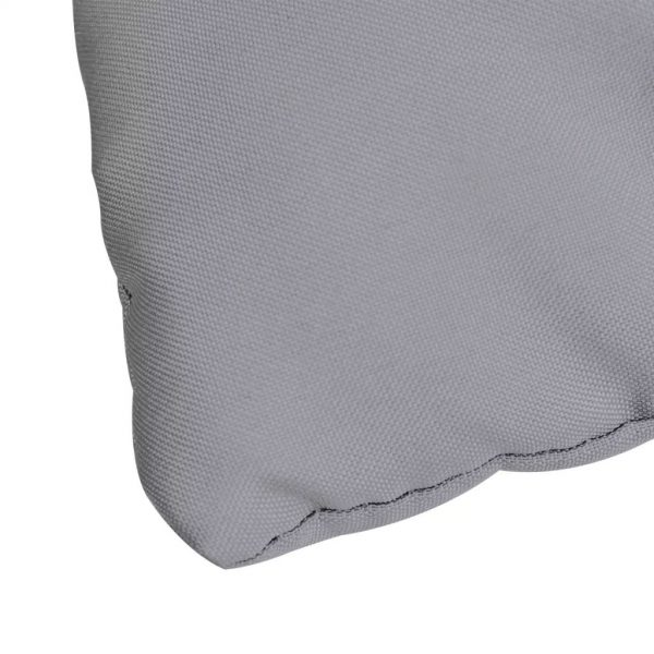Grey Cushion for Swing Chair 120 cm 4