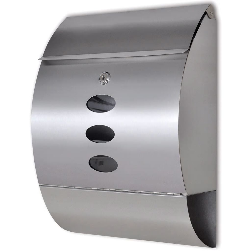Mailbox Stainless Steel 1