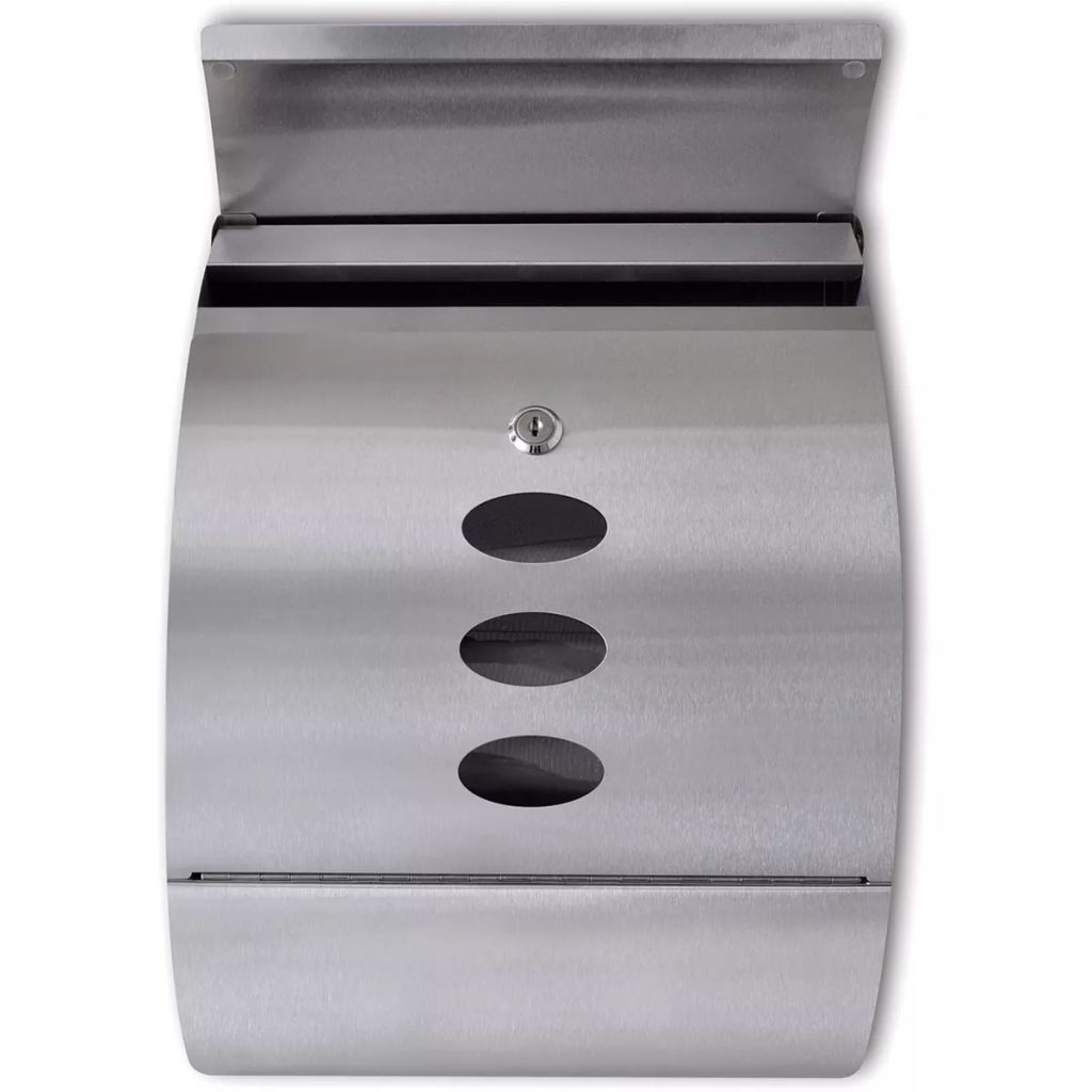 Mailbox Stainless Steel 2