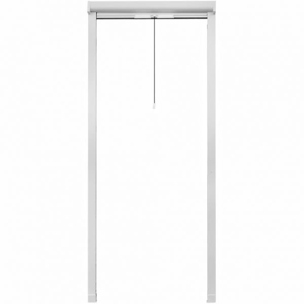 White Roll Down Insect Screen for Windows 80 x 170 cm 3