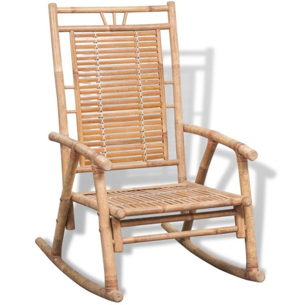 Rocking Chair Bamboo 1