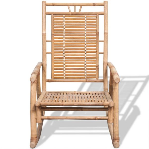 Rocking Chair Bamboo 2