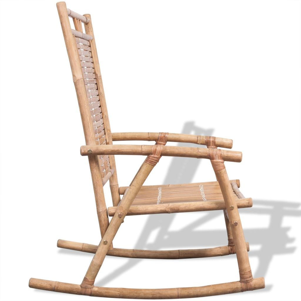 Rocking Chair Bamboo 3