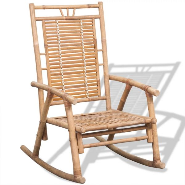 Rocking Chair Bamboo 5