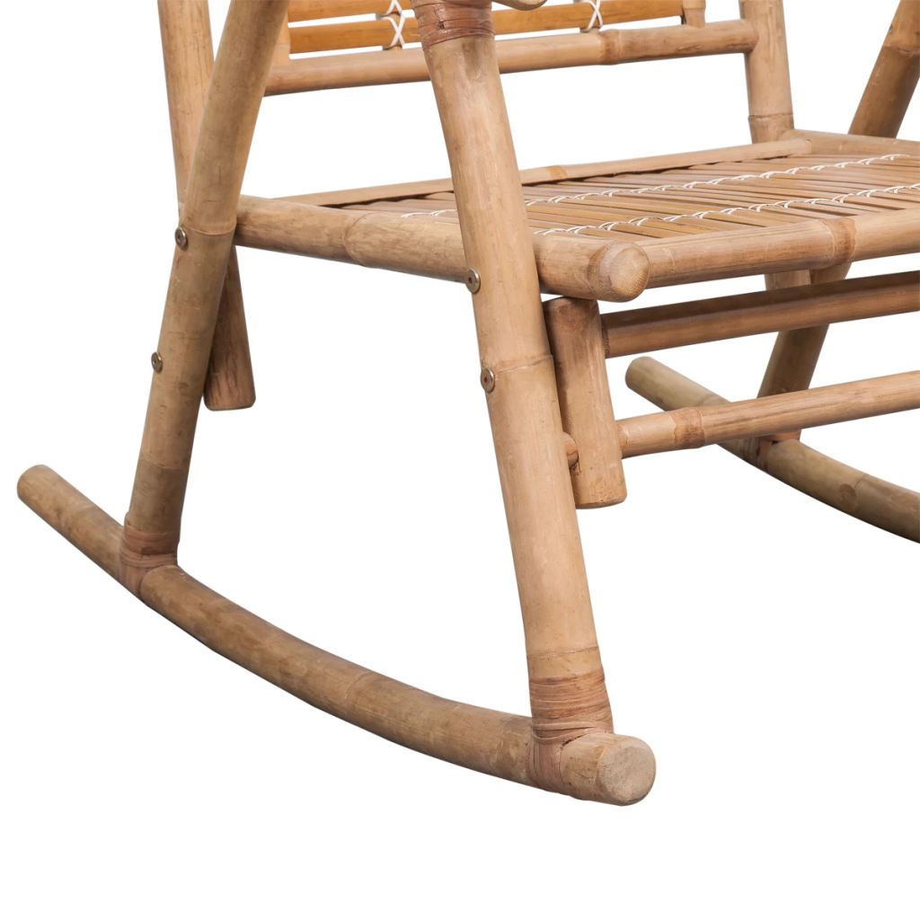 Rocking Chair Bamboo 6