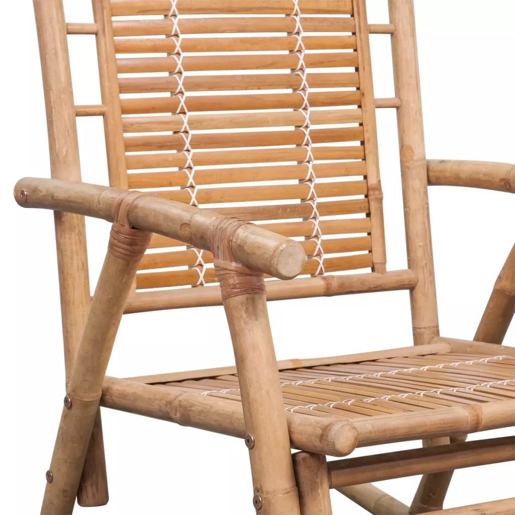 Rocking Chair Bamboo 7