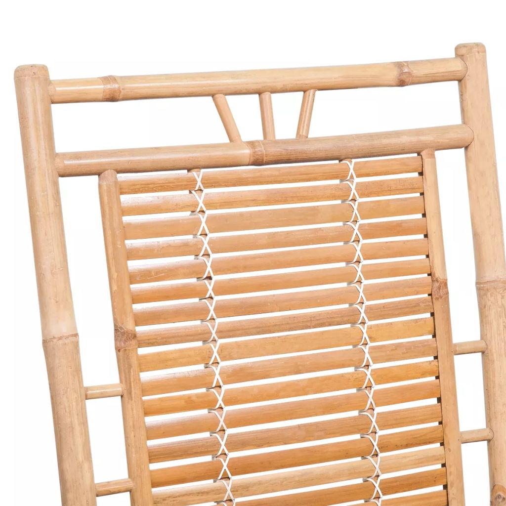 Rocking Chair Bamboo 8
