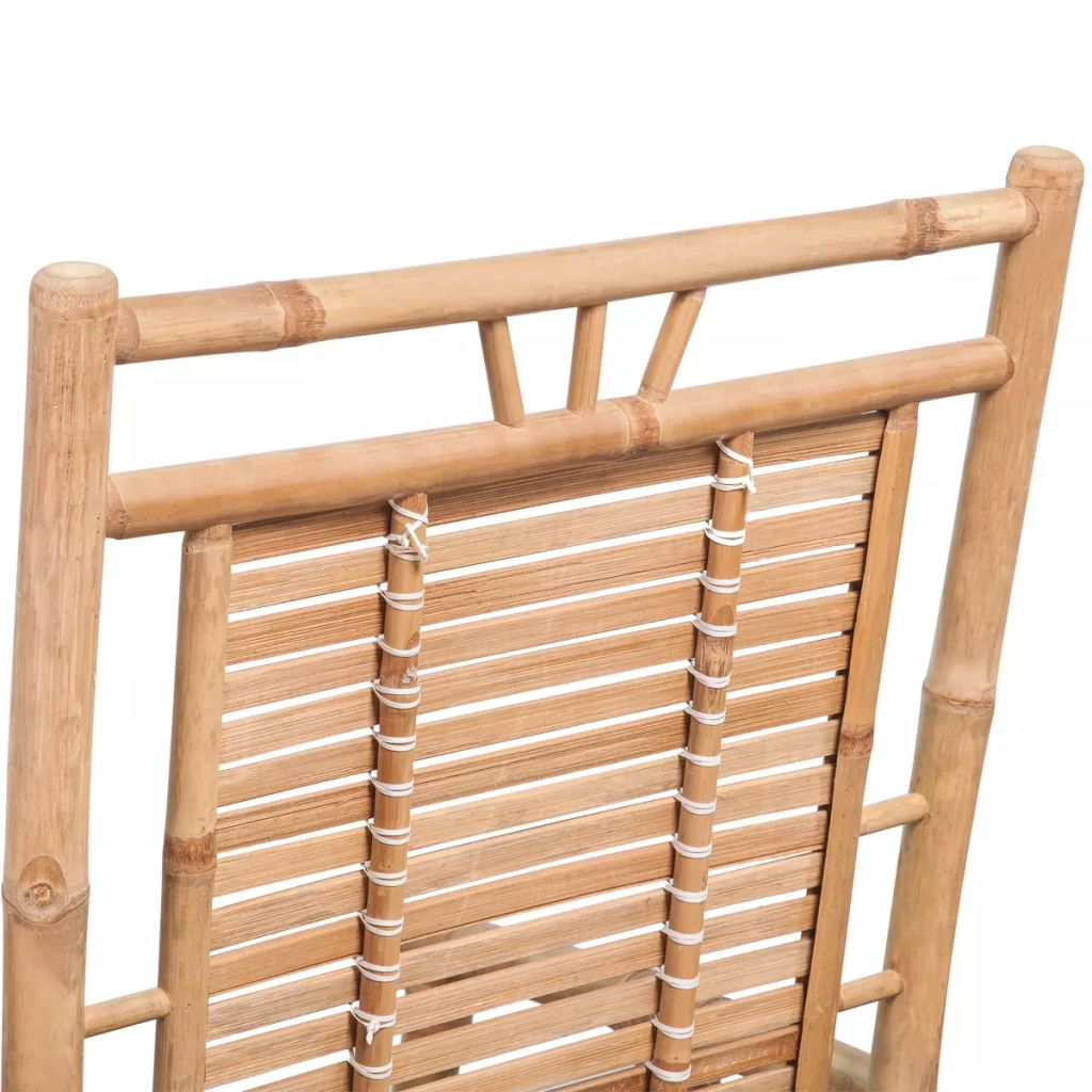 Rocking Chair Bamboo 9