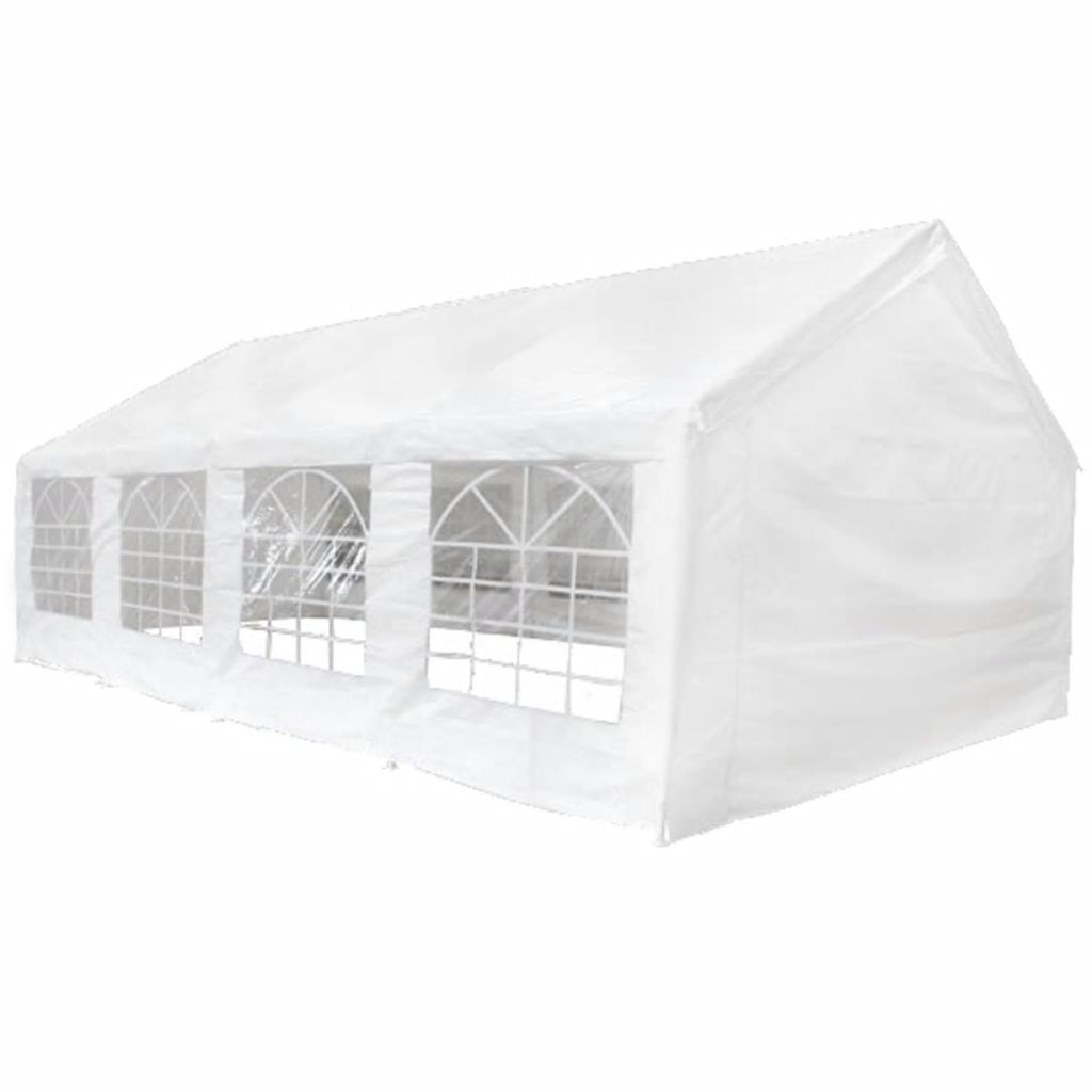 Tent Top and Side Panels for 8×4 m Marquee 1