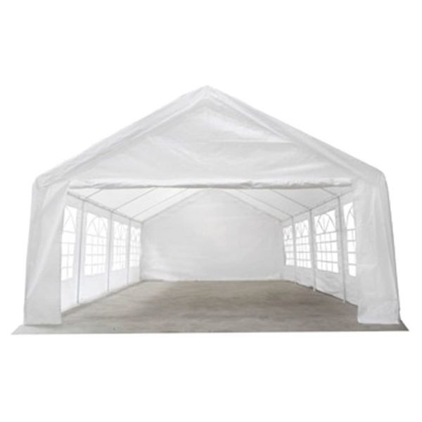 Tent Top and Side Panels for 8×4 m Marquee 2