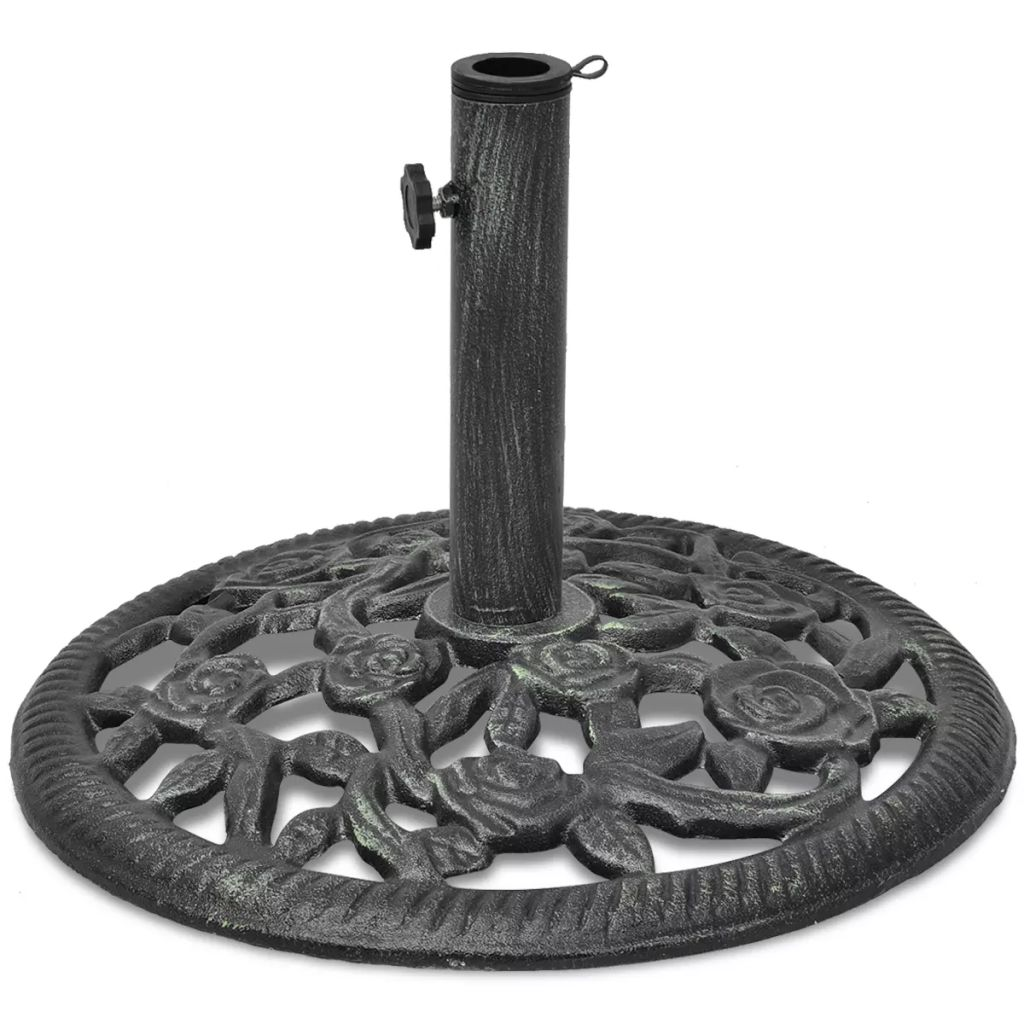 Umbrella Base Cast Iron 12 kg 48 cm 1
