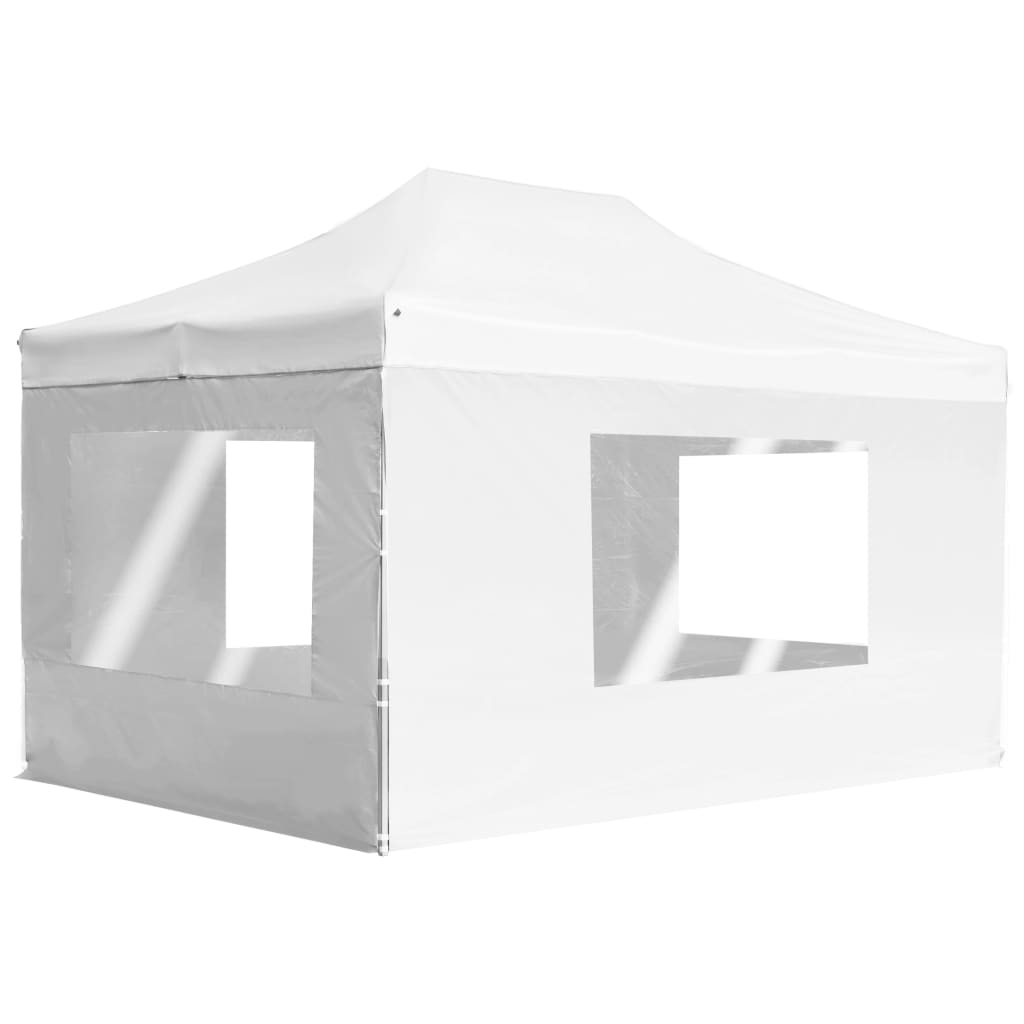 Professional Folding Party Tent with Walls Aluminium 4