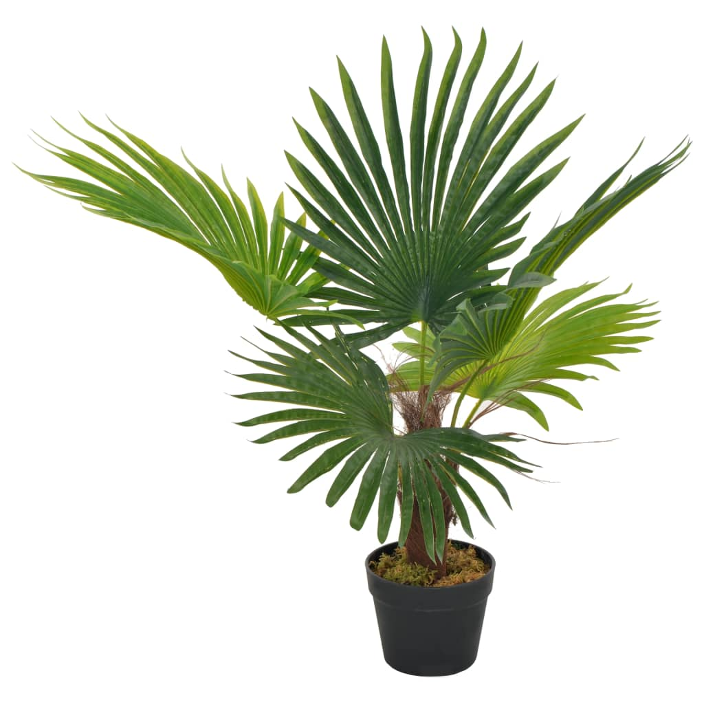Artificial Plant Palm with Pot Green 70 cm 1