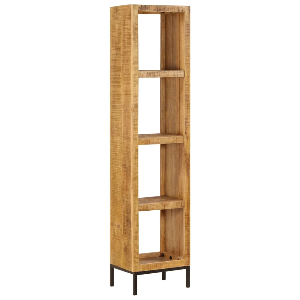 Bookshelf 40x30x175 cm Solid Mango Wood