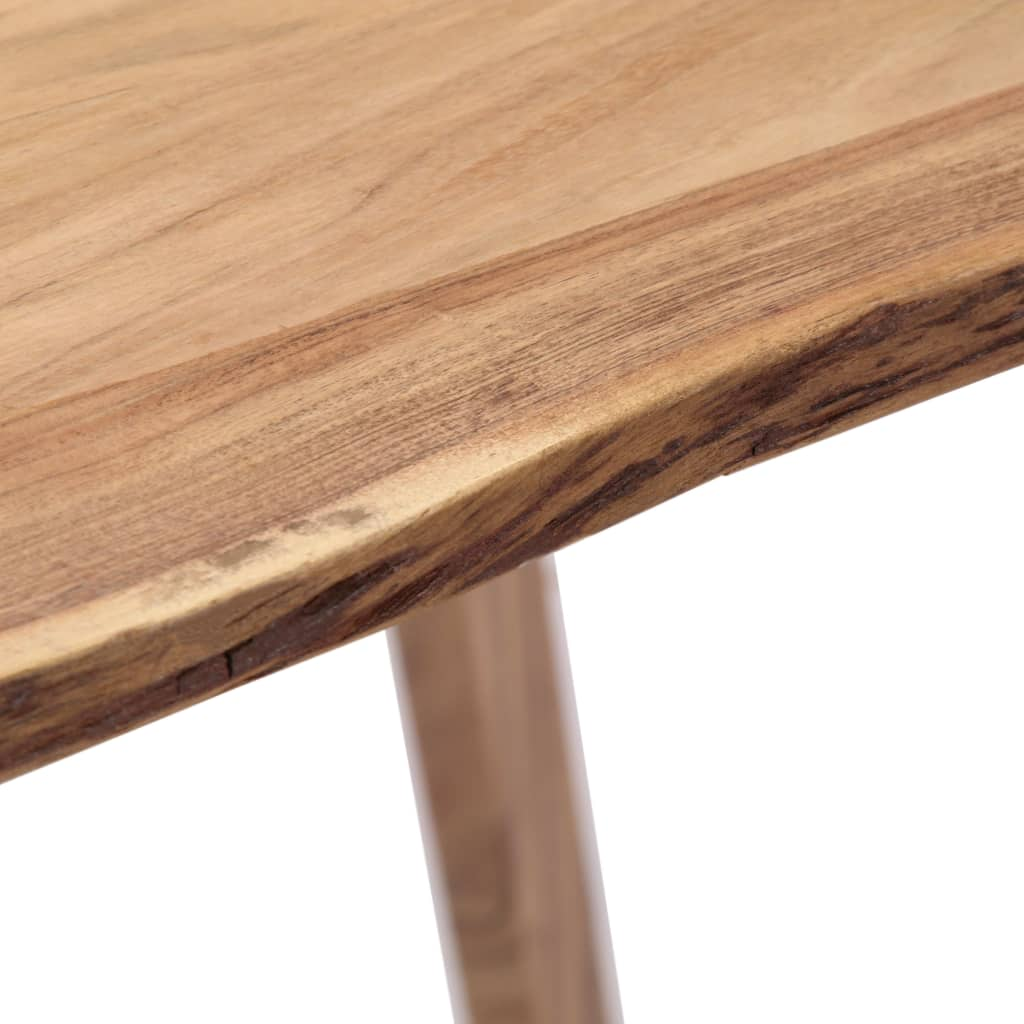 Dining Table 180x88x76 cm Solid Acacia Wood 7