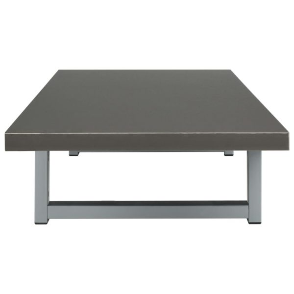 Bathroom Furniture Grey 120x40x16