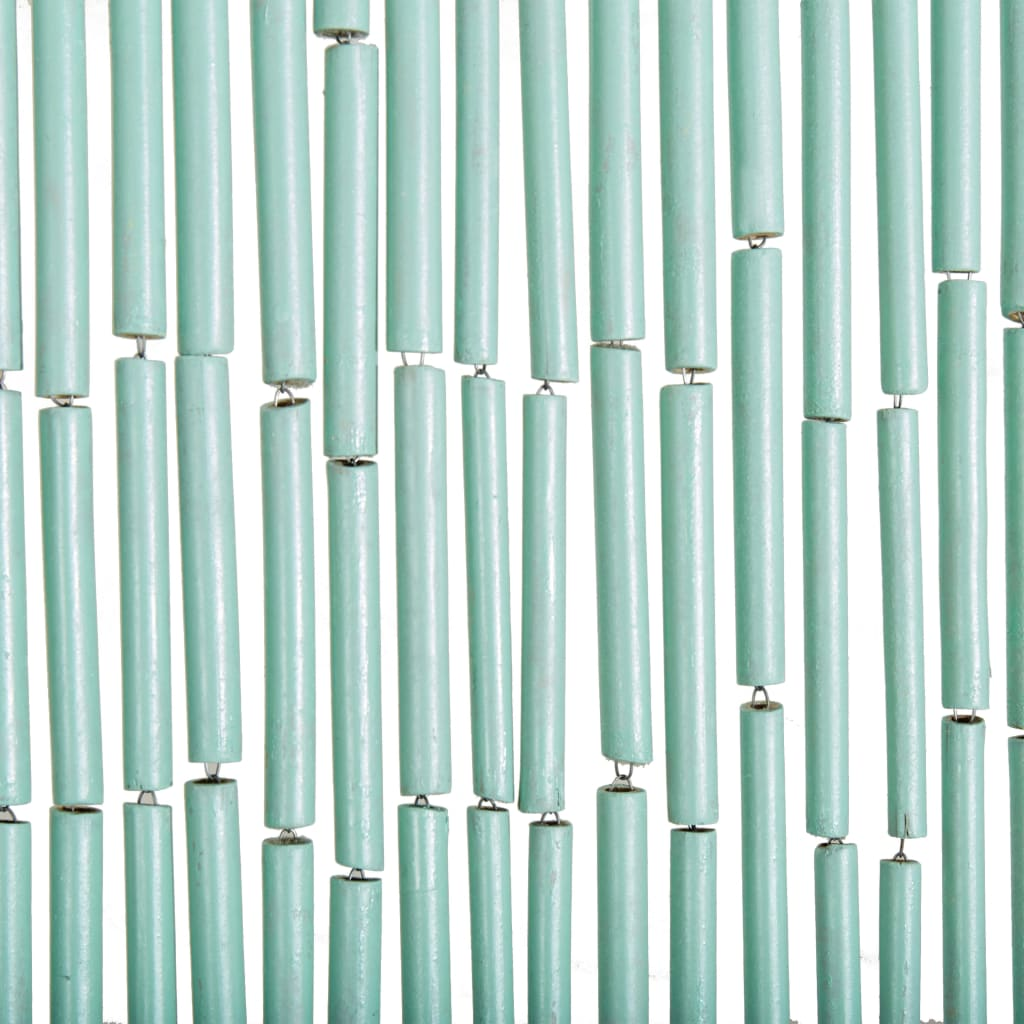 Insect Door Curtain Bamboo 90×200 cm 3