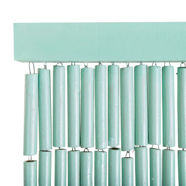Insect Door Curtain Bamboo 90×200 cm 4