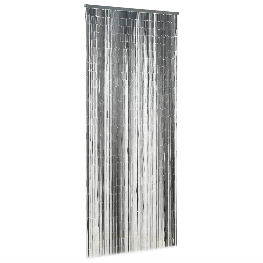 Insect Door Curtain Bamboo 90×200 cm 2