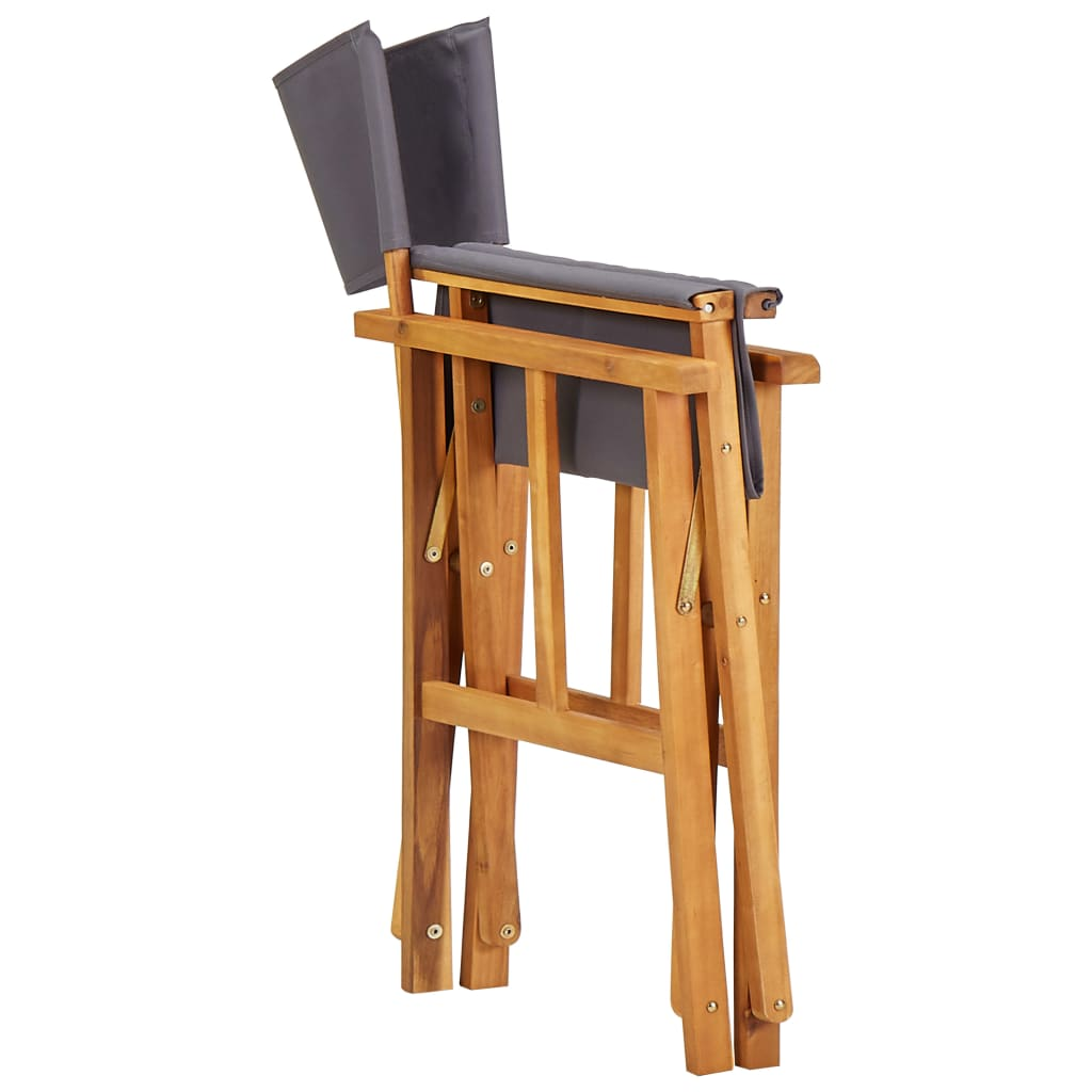 Director's Chairs Solid Acacia Wood 5